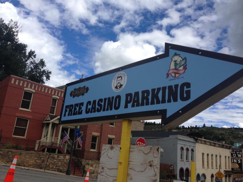 Black Hawk CO Gambling