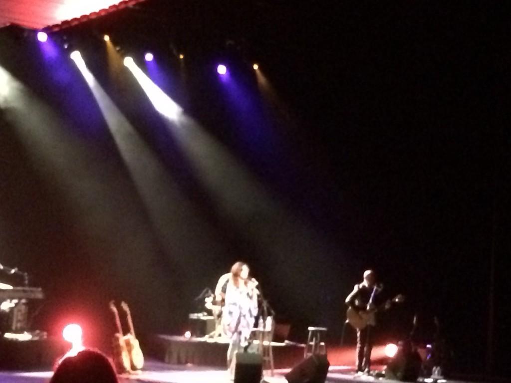 Amy Grant concert