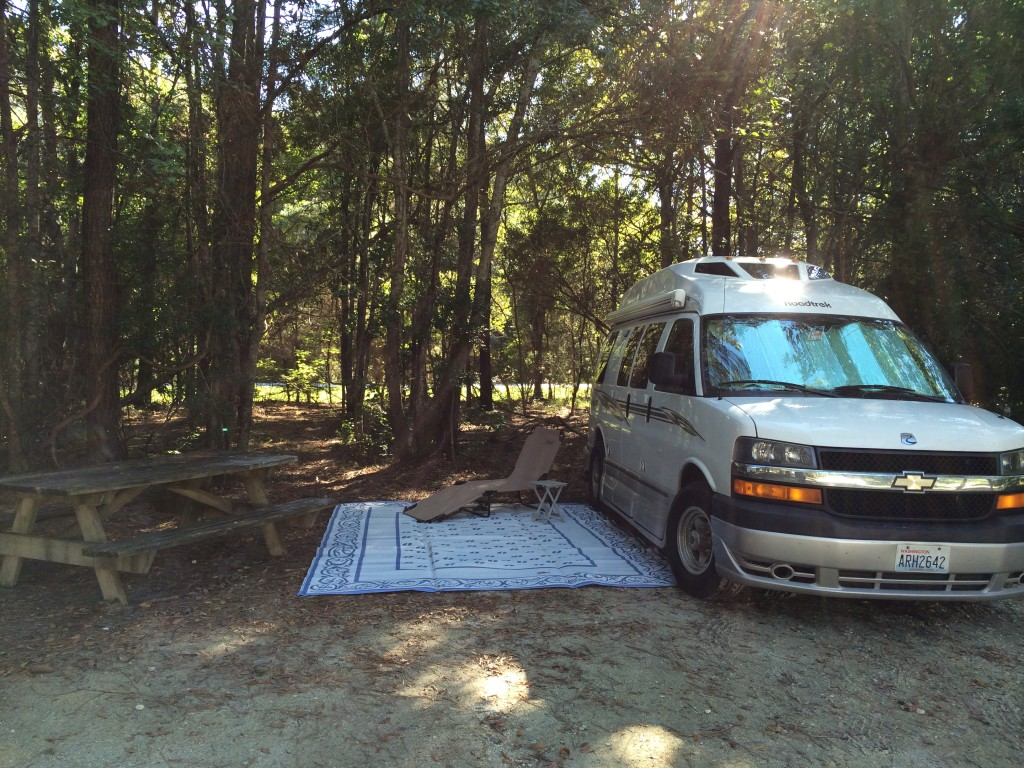 James Island Campground