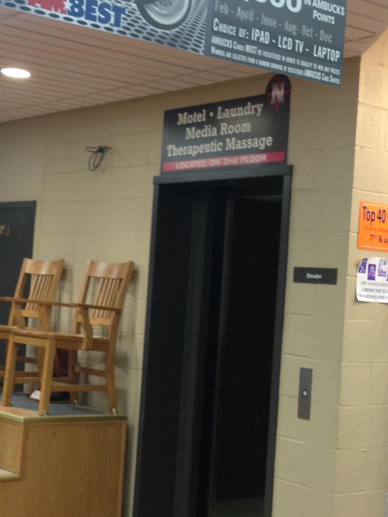 trucker massage