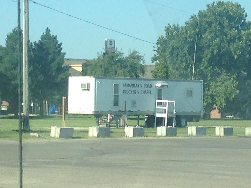 trucker chapel