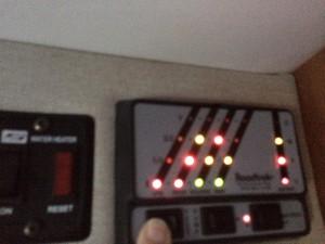 roadtrek 170 power monitor