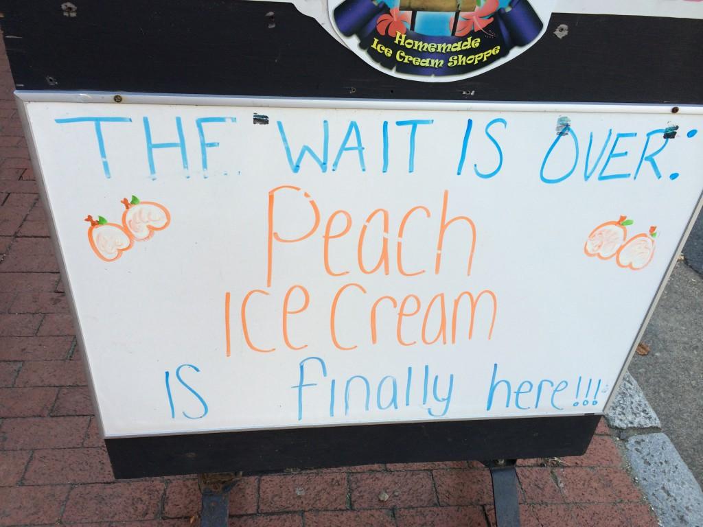 peace ice cream